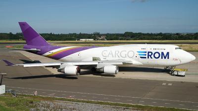 ER-BBE - Boeing 747-4D7(BCF) - Aerotranscargo