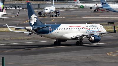 XA-AEI - Embraer 190-100IGW - Aeroméxico Connect