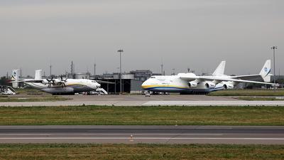 UAAA - Airport - Ramp