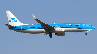 PH-HSE - Boeing 737-8K2 - KLM Royal Dutch Airlines