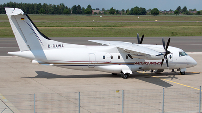 D-CAWA - Dornier Do-328-110 - Private Wings