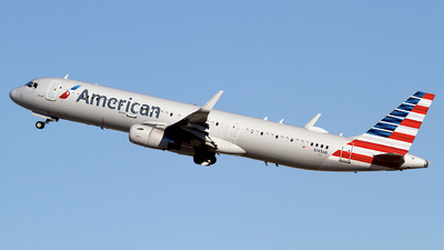 N143AN - Airbus A321-231 - American Airlines