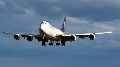 N628UP - Boeing 747-84AF - United Parcel Service (UPS)
