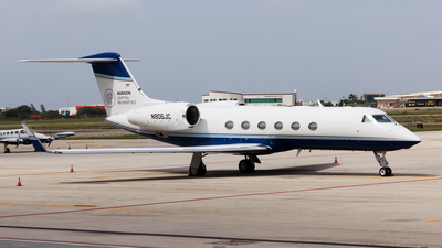 N906JC - Gulfstream G350 - Hudson Air