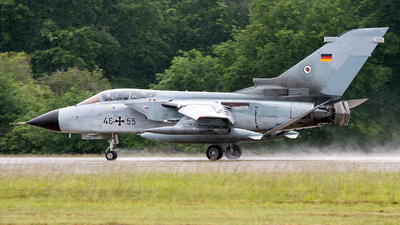 46-55 - Panavia Tornado ECR - Germany - Air Force