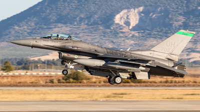 90-0702 - General Dynamics F-16CG Fighting Falcon - United States - US Air Force (USAF)