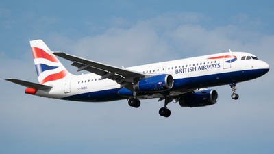 A picture of GMIDO - Airbus A320232 - British Airways - © Frankie A Said