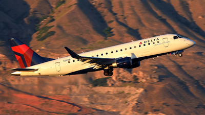 N289SY - Embraer 170-200LL - Delta Connection (SkyWest Airlines)