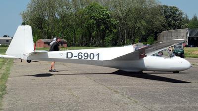 D-6901 - Schleicher ASK-13 - Private