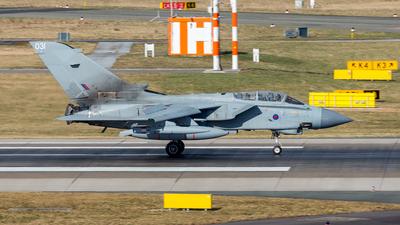 ZA472 - Panavia Tornado GR.4 - United Kingdom - Royal Air Force (RAF)