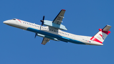 OE-LGC - Bombardier Dash 8-Q402 - Brussels Airlines (Tyrolean Airways)