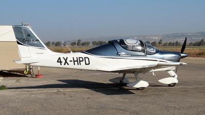 4X-HPD - Tecnam P2002 Sierra Mk2 - Private