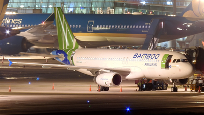 XU-720 - Airbus A320-232 - Bamboo Airways