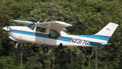 N2317G - Cessna 210L Centurion - Private