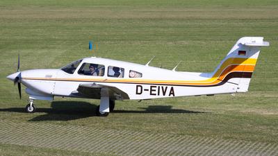 D-EIVA - Piper PA-28RT-201T Turbo Arrow IV - Private