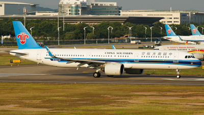 B-306L - Airbus A321-271N - China Southern Airlines