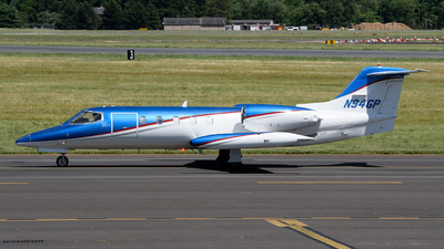 A picture of N94GP - Learjet 35A - [411] - © Cary Liao