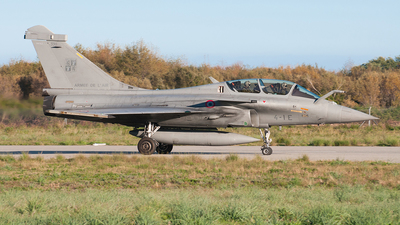 330 - Dassault Rafale B - France - Air Force