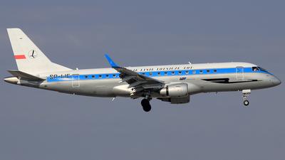A picture of SPLIE - Embraer E175LR - [17000153] - © Josep Bornay