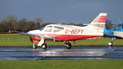 G-BEPY - Rockwell Commander 112 - Private