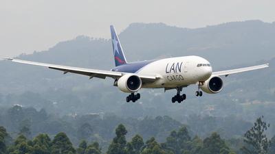 N772LA - Boeing 777-F6N - LAN Cargo