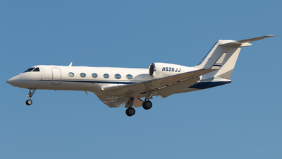 N626JJ - Gulfstream G450 - Private