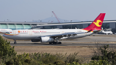 B-8596 - Airbus A330-243 - Tianjin Airlines