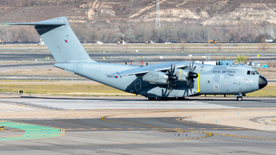 ZM402 - Airbus A400M Atlas C.1 - United Kingdom - Royal Air Force (RAF)