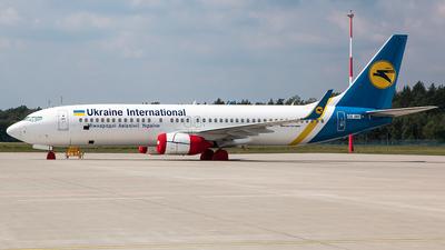 OE-INY - Boeing 737-8KV - Ukraine International Airlines