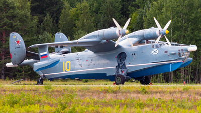 RF-12006 - Beriev Be-12 - Russia - Navy