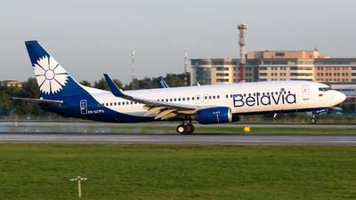 EW-527PA - Boeing 737-82R - Belavia Belarusian Airlines