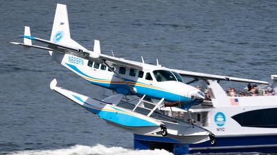 N828RN - Cessna 208B Grand Caravan EX - Shoreline Aviation