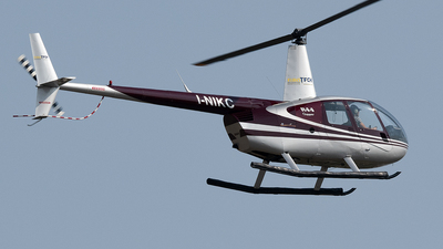 I-NIKC - Robinson R44 Clipper - Private
