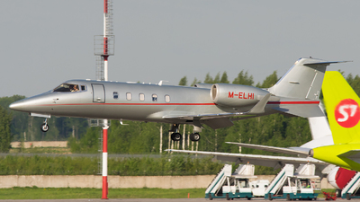 M-ELHI - Bombardier Learjet 60 - Private