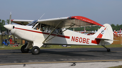 N60BE - Aviat A-1 Husky - Private