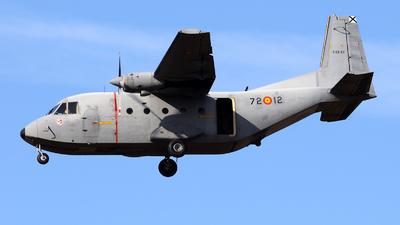 T.12B-67 - CASA C-212-100 Aviocar - Spain - Air Force