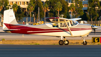 N5500B - Cessna 182A Skylane - Private