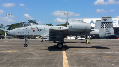 78-0685 - Fairchild A-10C Thunderbolt II - United States - US Air Force (USAF)