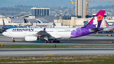 N378HA - Airbus A330-243 - Hawaiian Airlines