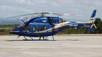 PT-FAF - Bell 429 Global Ranger - Private