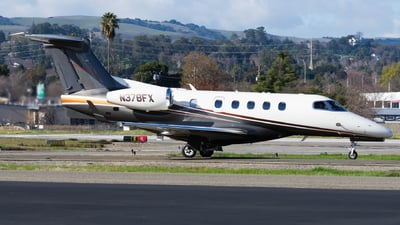 N378FX - Embraer 505 Phenom 300 - Flexjet