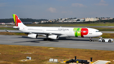 CS-TOA - Airbus A340-312 - TAP Portugal