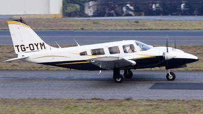 TG-OYM - Piper PA-34-200T Seneca II - Private