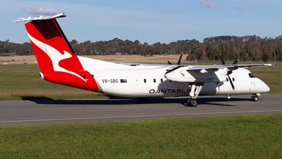 VH-SBG - Bombardier Dash 8-Q315 - QantasLink (Eastern Australia Airlines)