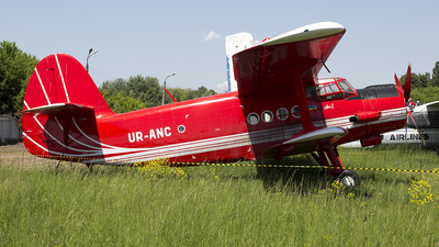 UR-ANC - PZL-Mielec An-2 - Private