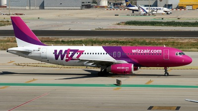 HA-LWF - Airbus A320-232 - Wizz Air