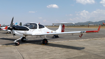 61555 - Diamond DA-40NG Diamond Star - Venezuela - Air Force