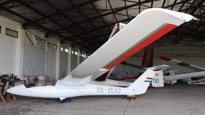 HA-4543 - SZD 36 Cobra 15 - Private