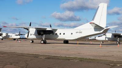 UR-ESC - Antonov An-26B-100 - Air Urga