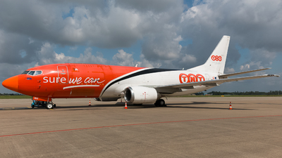 OE-IBZ - Boeing 737-34S(BDSF) - TNT (ASL Airlines)